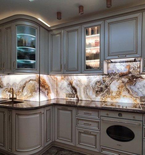 Кухонный фартук Стандарт