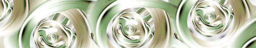 Изображение для стеклянного кухонного фартука, скинали: абстракция, fartux1183