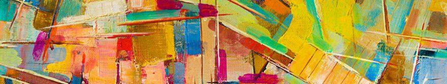 Изображение для стеклянного кухонного фартука, скинали: арт, текстура, fartux1289