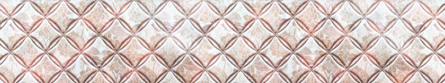 Изображение для стеклянного кухонного фартука, скинали: паттерн, текстура, орнамент, fartux1357