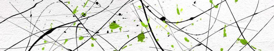 Изображение для стеклянного кухонного фартука, скинали: абстракция, fartux1431