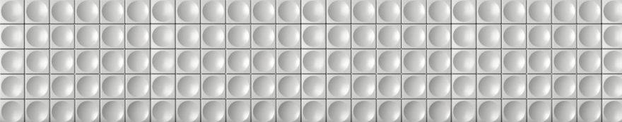 Изображение для стеклянного кухонного фартука, скинали: паттерн, абстракция, fartux1639