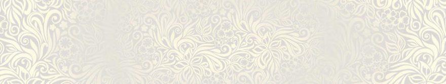 Изображение для стеклянного кухонного фартука, скинали: орнамент, fartux715