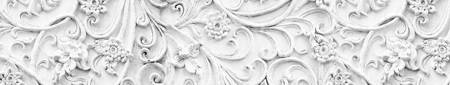 Изображение для стеклянного кухонного фартука, скинали: текстура, орнамент, fartux752