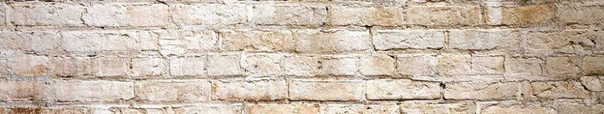 Изображение для стеклянного кухонного фартука, скинали: текстура, кирпич, fartux816