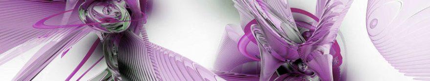 Изображение для стеклянного кухонного фартука, скинали: абстракция, fartux912