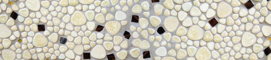 Изображение для стеклянного кухонного фартука, скинали: камни, текстура, skin479