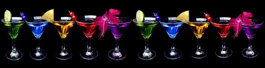 Изображение для стеклянного кухонного фартука, скинали: напитки, бокал, skinap105