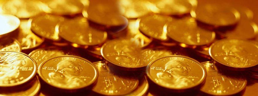 Изображение для стеклянного кухонного фартука, скинали: монеты, skinap52