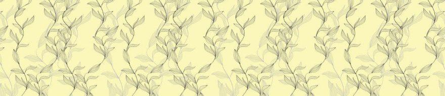 Изображение для стеклянного кухонного фартука, скинали: орнамент, skinv53