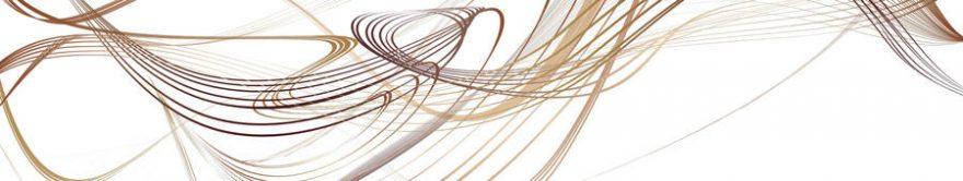 Изображение для стеклянного кухонного фартука, скинали: абстракция, fartux923